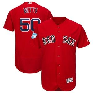 Boston Red Sox Jersey And Hat
